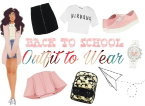 Back-To-School Outfits To Wear